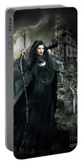 Witch Hunt Portable Battery Charger