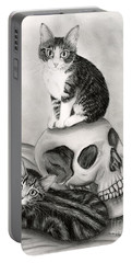 Witch's Kittens Portable Battery Charger