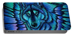 Wolf Aurora Portable Battery Charger