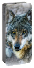 Wolf Gaze Portable Battery Charger