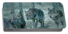 Wolf Trio Portable Battery Charger
