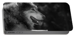 Wolfie Portable Battery Charger