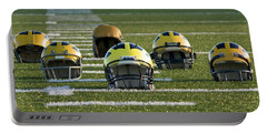 Wolverine Helmets Throughout History On The Field Portable Battery Charger
