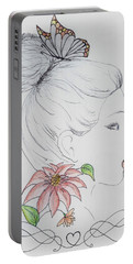 Woman Design - 2016 Portable Battery Charger