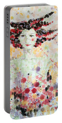 Woman Of Glory Portable Battery Charger