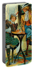 Woman's Club 1899 Portable Battery Charger