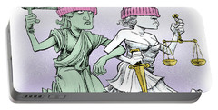 Women's March On Washington Portable Battery Charger