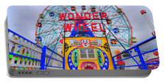 Wonder Wheel Portable Battery Charger