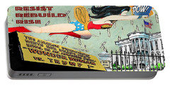 Wonder Women  Portable Battery Charger