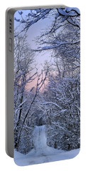 Wonderland Road Portable Battery Charger