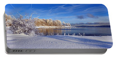 Wondrous Winter Portable Battery Charger