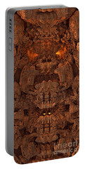 Wood Carving Portable Battery Charger