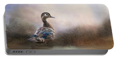 Wood Duck Too Portable Battery Charger