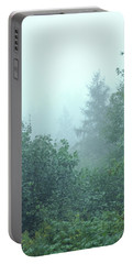 Woodland Fog Portable Battery Charger