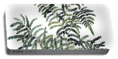 Woodland Maiden Fern Portable Battery Charger