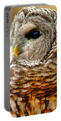 Woodland Owl Portable Battery Charger