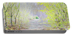 Woodland Trail Portable Battery Charger