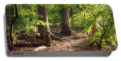 Woodland Walk Portable Battery Charger