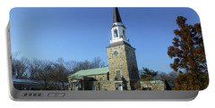 Woodlawn Cemetery Chapel Portable Battery Charger