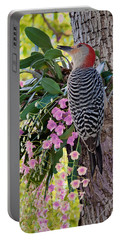 Woodpecker Heaven Portable Battery Charger