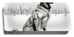 Woods Dog Portable Battery Charger