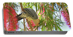 Woody In The Bottlebrush Portable Battery Charger