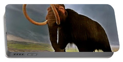 Woolly Mammoth Portable Battery Charger