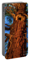 Wooly Bear Tree Portable Battery Charger