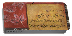 Words To Live By Hope Portable Battery Charger