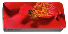 Portable Battery Charger featuring the photograph Working Hard 02 by Kevin Chippindall