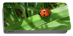 World Of Ladybug 1 Portable Battery Charger