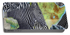 World Of Zebras Portable Battery Charger