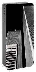 World Trade Center Pillars Portable Battery Charger