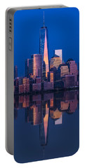 World Trade Center Reflections Portable Battery Charger