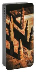 World War II Ammunition Portable Battery Charger
