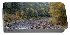 Worlds End State Park Loyalsock Creek Portable Battery Charger