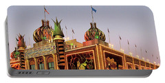 World's Only Corn Palace 2017-18 Portable Battery Charger