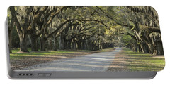 Wormsloe Entrance Road Portable Battery Charger