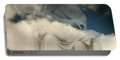 Portable Battery Charger featuring the photograph Worship by Raymond Earley