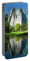 Wosky Pond In Yosemite Portable Battery Charger