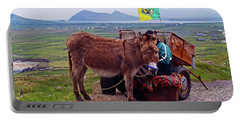 Would You Like A Ride In Ireland Portable Battery Charger