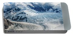 Wrangell Alaska Glacier Portable Battery Charger