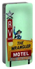 Wrangler Motel Portable Battery Charger