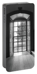 Wren Building Window Portable Battery Charger