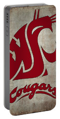 W S U Cougars Portable Battery Charger