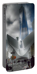 Wtc Oculus - Freedom Tower Portable Battery Charger