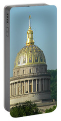 West Virginia State Capital Building  Portable Battery Charger