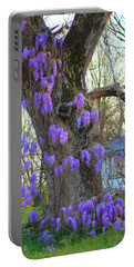 Wysteria Tree Portable Battery Charger