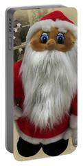 X-mas Santa Claus Portable Battery Charger