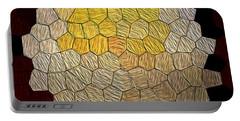 X-mas Tiles Portable Battery Charger